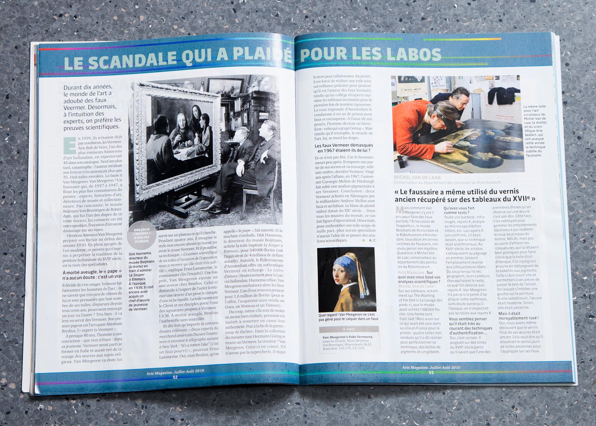 Arts Magazine